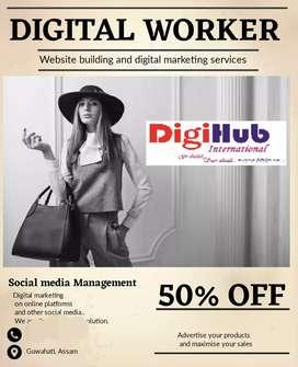Website and digital marketing