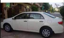 Toyota Corolla 2010 on easy installment