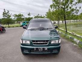 Isuzu Panther 2.5 LV Solar 2001 Green