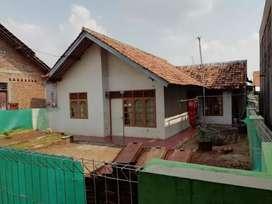 Rumah kampung siap huni