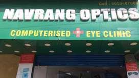 Running Opticals & Fitting Center @ Vansthalipuram for Sale