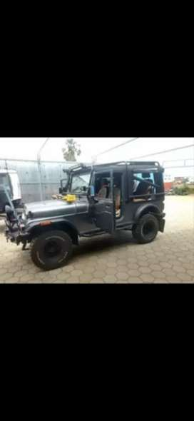 Mahindra jeep modified  turbo di