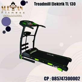ALAT FITNESS GYM TREADMILL ELEKTRIK TL-130 2 HP
