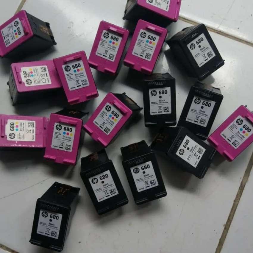 Dibeli dgn harga tinggi bekas bekas tinta printer