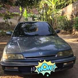 Di Jual Mobil Grand Civic th 91