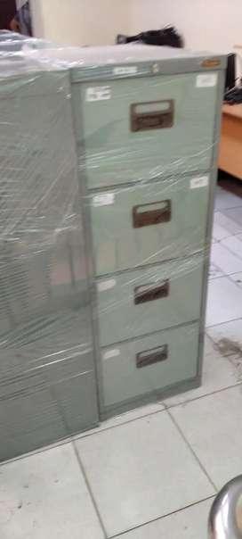 Jual Filing Cabinet 4 laci besi merk lion