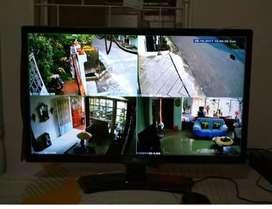 paket cctv 4 kamera