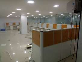 Modular Office furniture tables and chairs