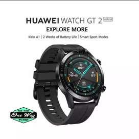 HUAWEI GT2 sport smartwatch wtrproof&Call, DP 600rb-an FREE 1x Cicilan