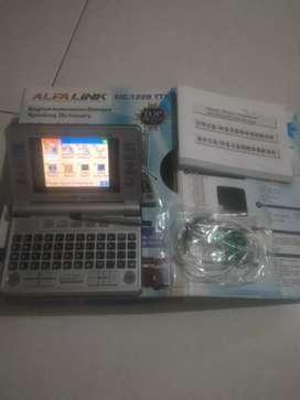 Kamus ekektronik Alfalink EIC - 1228 TTX