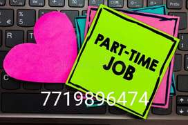 Do part time jobs at home data entry or data typing work at home