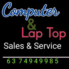 Computer &  Lap Top service
