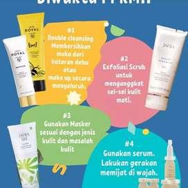 Dijual berbagai produk skin care