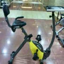 New x bike at work