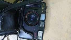 Camera - Yashika lens 38mm 1:38