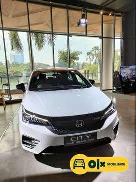 [Mobil Baru] HONDA CITY HATCHBACK RS PPNBM 100% MURAH