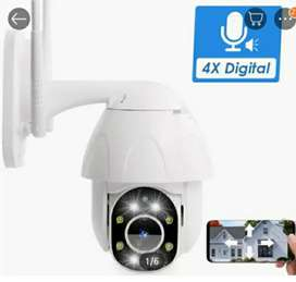 V380 ip wifi camera for security