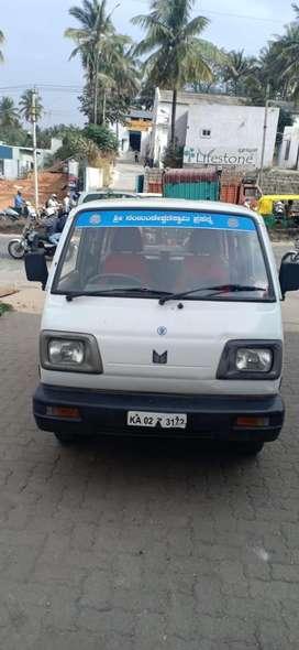 Maruti Suzuki Omni 5 STR BS-III, 2003, Petrol