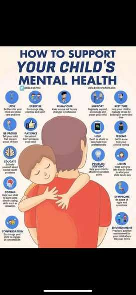 Solutions for child mental health issues