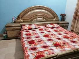 Deco Double bed for sale