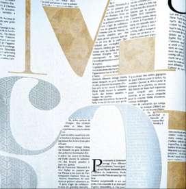 Wallpaper vinyl premium