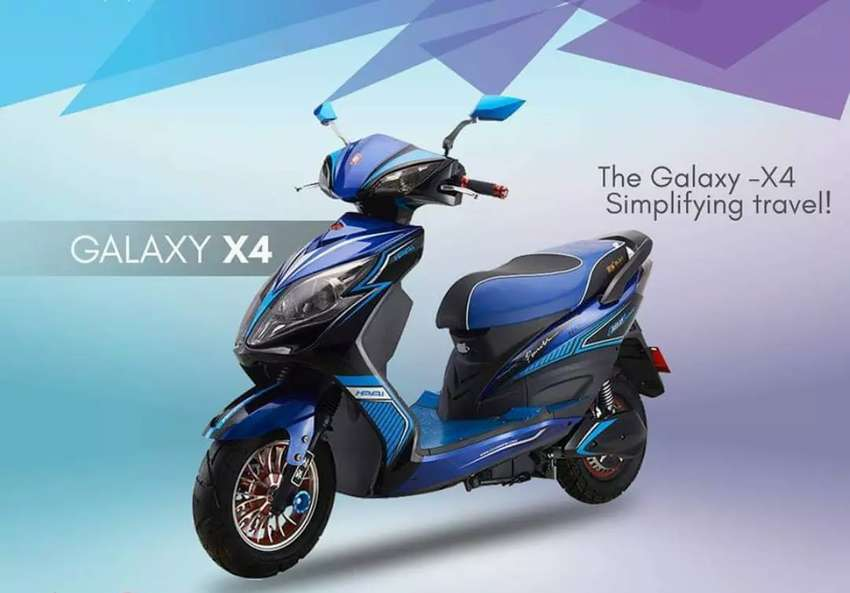 Galaxy X4 Electric Scooties Stock For Sale & Distribution 0