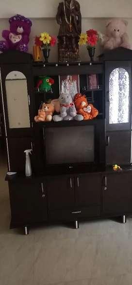 Showcase TV dish