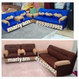 Royal looking sofa set