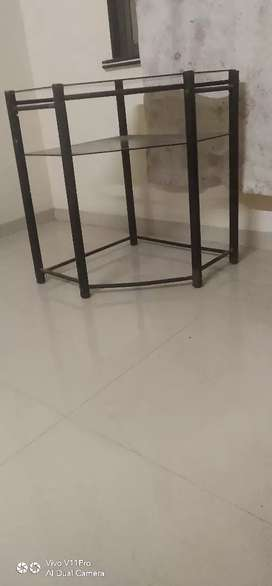 Tv stand...glass