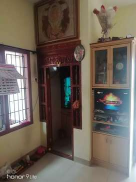 Kodikal : 2 Bedroom House For Sale with 4 Cents land Rs.43 Lakhs