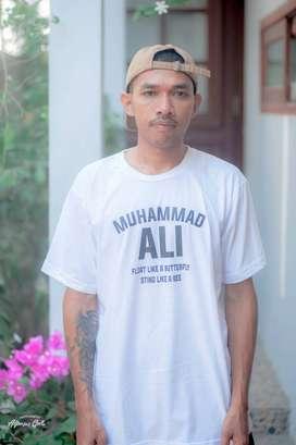 Kaus Sablon Keren Bali