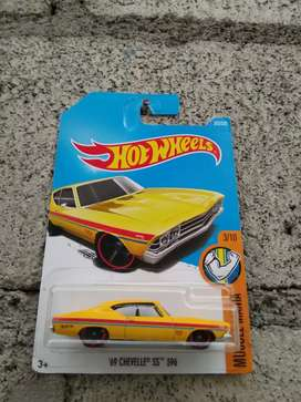 Hotwheels Chevy Chevelle Ss