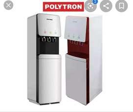 Dispenser galon bawah compresor - polytron pwc 777 - bisa KREDIT