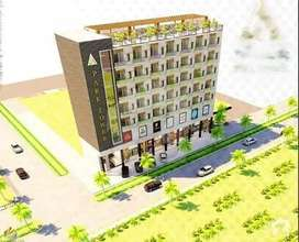 494 Square Feet Flat In Zaitoon - New Lahore City For Sale