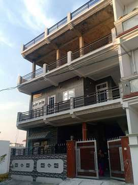 Furnished newly built house, Ground floor is available for rent