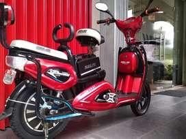 SELIS murai / sepeda listrik promo