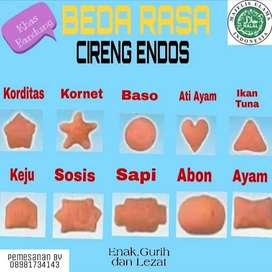 Cireng isi khas Bandung(cod Bekasi timur)