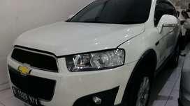 Chevrolet Captiva Diesel A/T 2012 Bandung