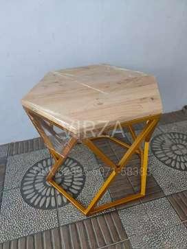 Meja minimalis bisa untuk meja Cafe / meja Ruang Tamu / meja ruang tv