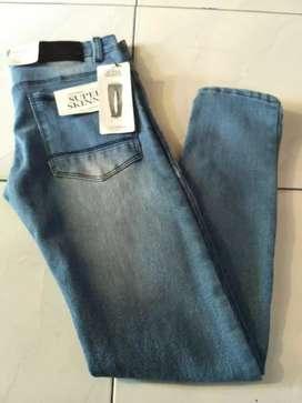 Celana jeans slimfit murmer