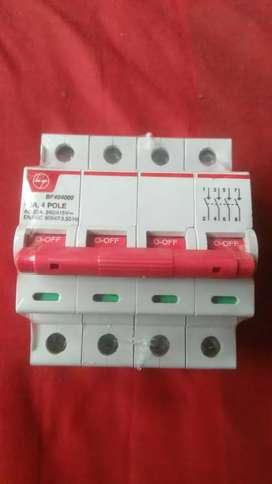Isolactor  4POLE