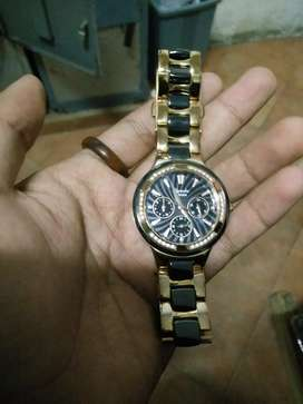 Alexandre Christie gold and black