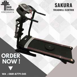 Treadmill Murah Sakura Fitclass Bisa COD