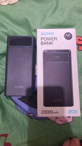 Powerbank Acome 20000mAh
