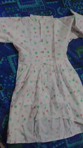 Kids cotton frocks and tops