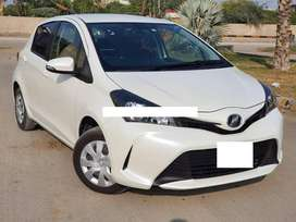 Toyota Vitz for easy installment  20% downpayment advanced