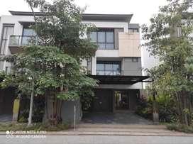 Rumah mewah cluster KEIA lebar 9 Corner Hoek, The Zora, BSD City