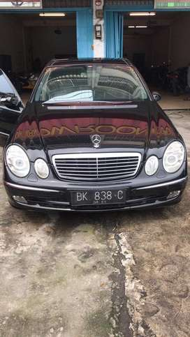 Mercedes Benz e240 Avantgarde 2004