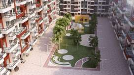 1bhk ready to move at town ship project alandi