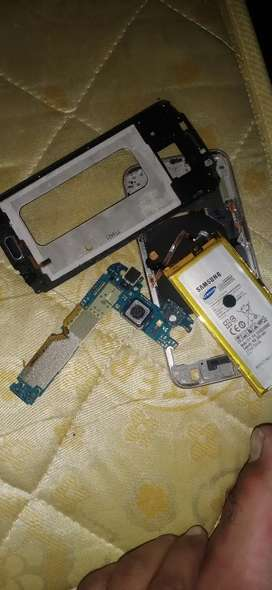 Samsung galxy S6 all parts are availlable